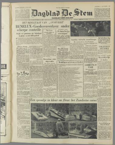 de Stem 1951-09-03