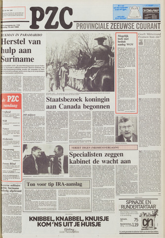 Provinciale Zeeuwse Courant 1988-05-10
