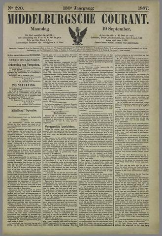 Middelburgsche Courant 1887-09-19