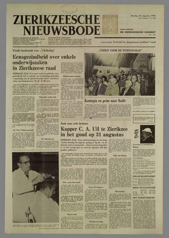 Zierikzeesche Nieuwsbode 1976-08-24
