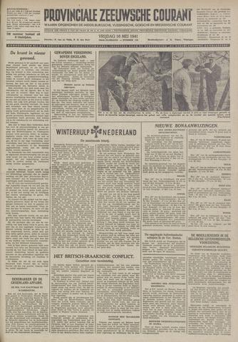 Provinciale Zeeuwse Courant 1941-05-16