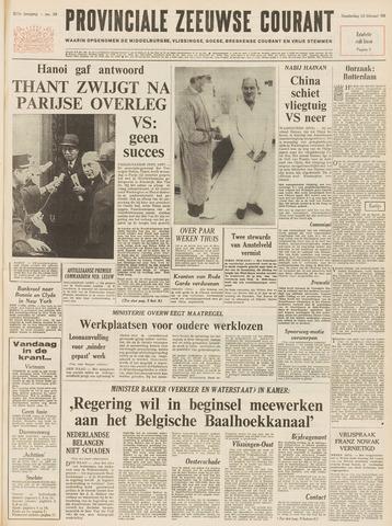 Provinciale Zeeuwse Courant 1968-02-15