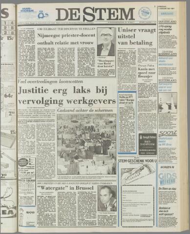 de Stem 1981-08-07