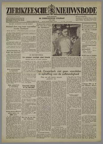 Zierikzeesche Nieuwsbode 1954-02-19