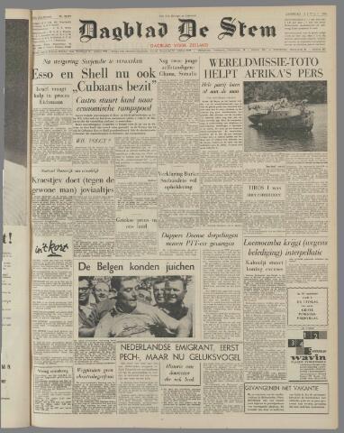de Stem 1960-07-02