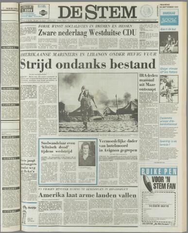 de Stem 1983-09-26