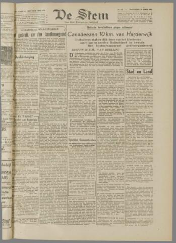 de Stem 1945-04-18
