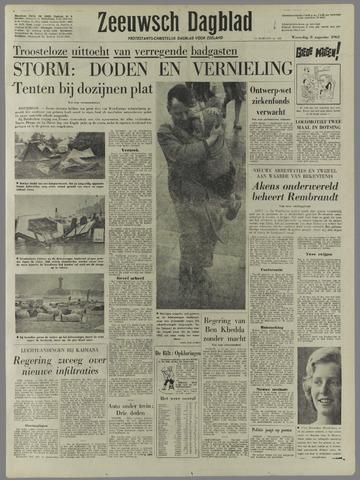 Zeeuwsch Dagblad 1962-08-08