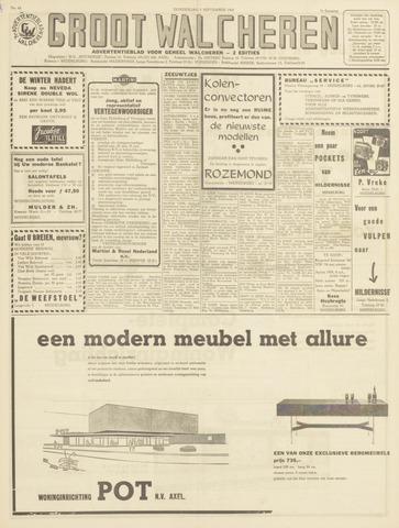 Groot Walcheren 1963-09-05