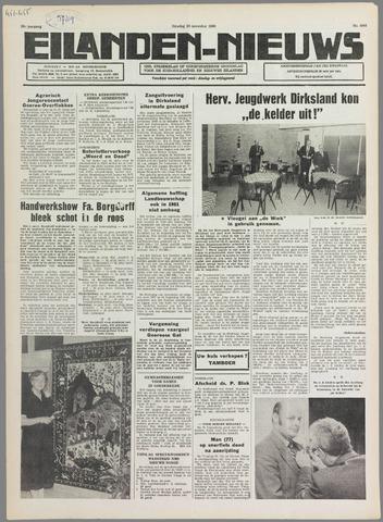 Eilanden-nieuws. Christelijk streekblad op gereformeerde grondslag 1980-11-25