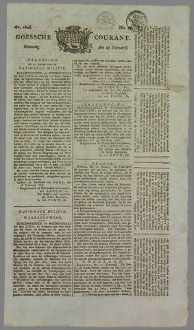 Goessche Courant 1826-02-27