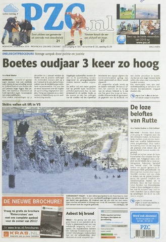 Provinciale Zeeuwse Courant 2010-12-29