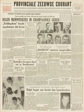 Provinciale Zeeuwse Courant 1964-08-05