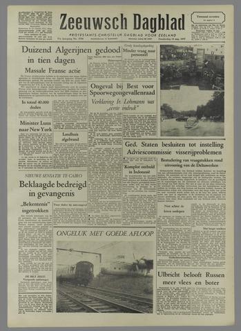 Zeeuwsch Dagblad 1957-08-15