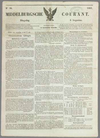 Middelburgsche Courant 1861-08-06