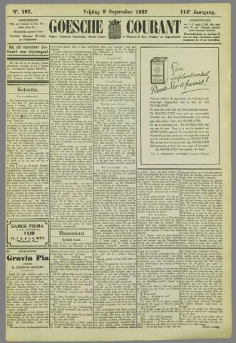 Goessche Courant 1927-09-09
