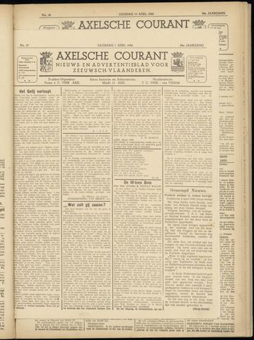 Axelsche Courant 1945-04-07
