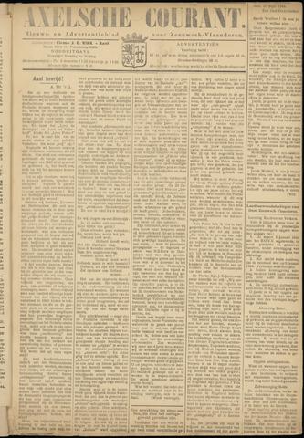 Axelsche Courant 1944-10-03