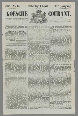 Goessche Courant 1874-04-04