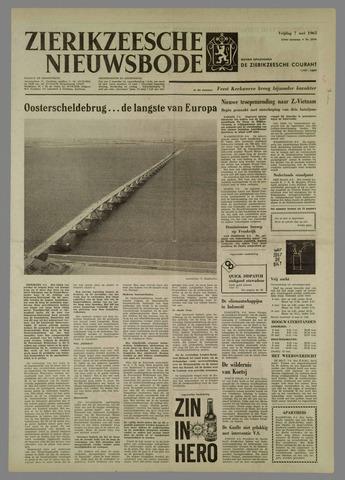 Zierikzeesche Nieuwsbode 1965-05-07