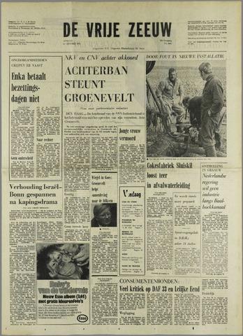 de Vrije Zeeuw 1972-10-31