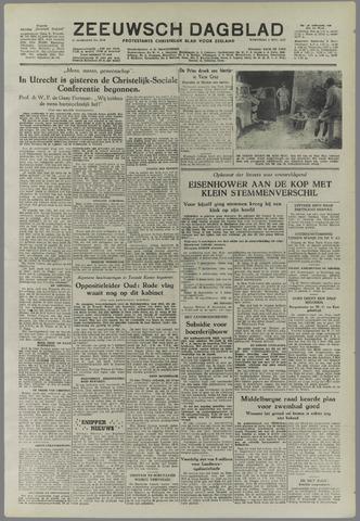 Zeeuwsch Dagblad 1952-11-05