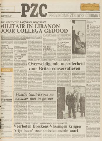 Provinciale Zeeuwse Courant 1979-05-05