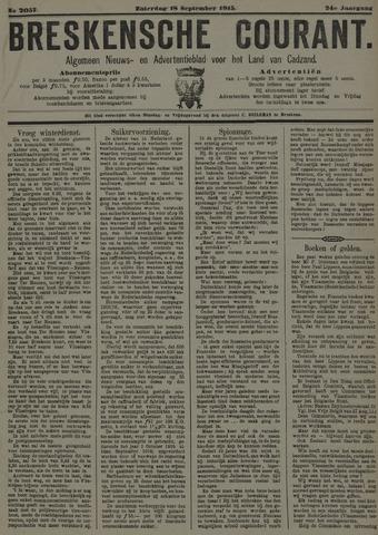 Breskensche Courant 1915-09-18