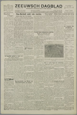 Zeeuwsch Dagblad 1947-12-22