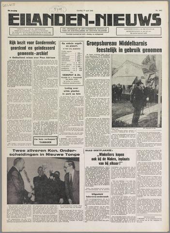 Eilanden-nieuws. Christelijk streekblad op gereformeerde grondslag 1980-04-15