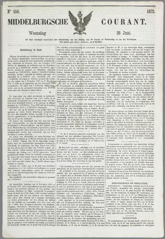 Middelburgsche Courant 1872-06-26