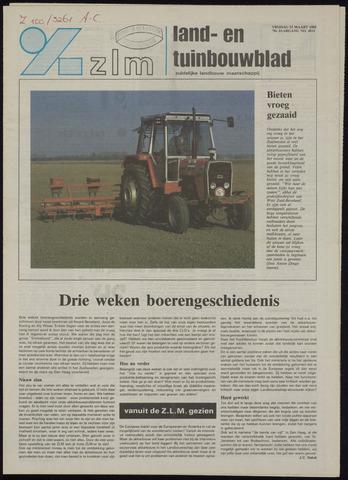 Zeeuwsch landbouwblad ... ZLM land- en tuinbouwblad 1990-03-23