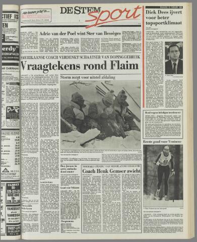 de Stem 1988-02-15