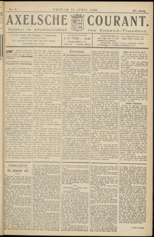 Axelsche Courant 1930-04-18