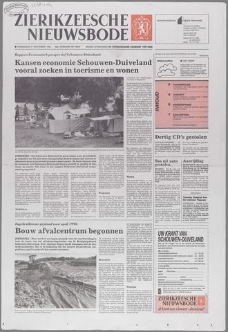 Zierikzeesche Nieuwsbode 1995-09-21