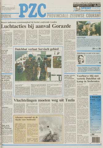 Provinciale Zeeuwse Courant 1995-07-22