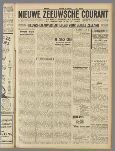 Nieuwe Zeeuwsche Courant 1930-07-19