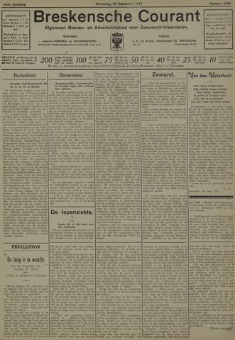 Breskensche Courant 1932-09-28