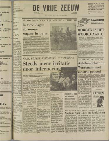 de Vrije Zeeuw 1971-08-16