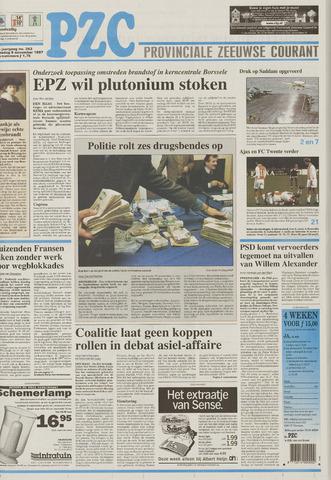 Provinciale Zeeuwse Courant 1997-11-05