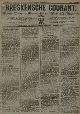Breskensche Courant 1915-06-09