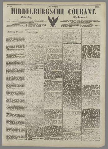 Middelburgsche Courant 1897-01-30