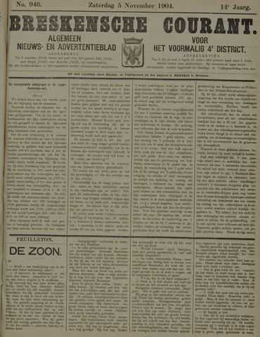 Breskensche Courant 1904-11-05