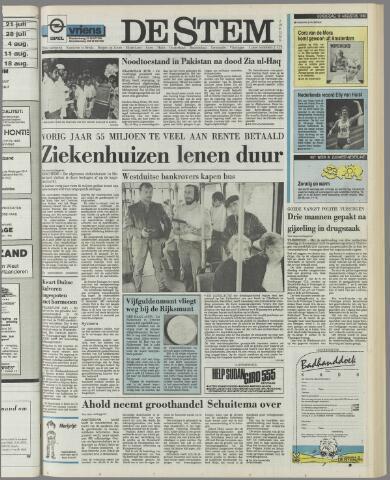 de Stem 1988-08-18
