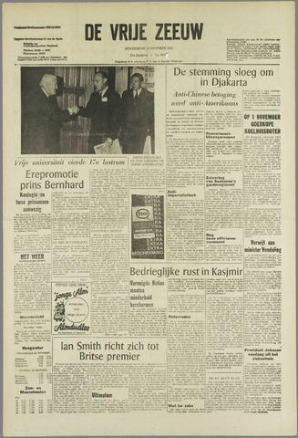 de Vrije Zeeuw 1965-10-21