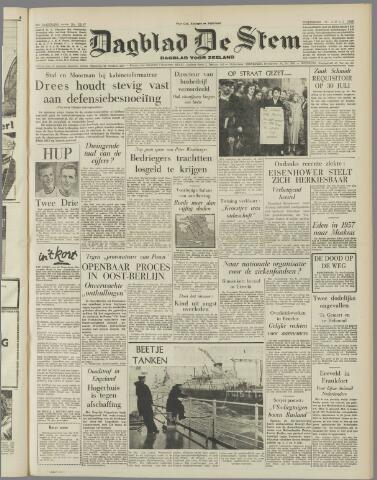 de Stem 1956-07-11