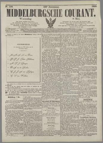 Middelburgsche Courant 1895-05-08
