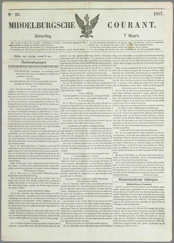 Middelburgsche Courant 1857-03-07
