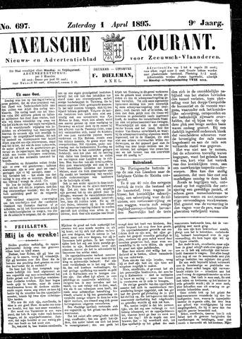 Axelsche Courant 1893-04-01