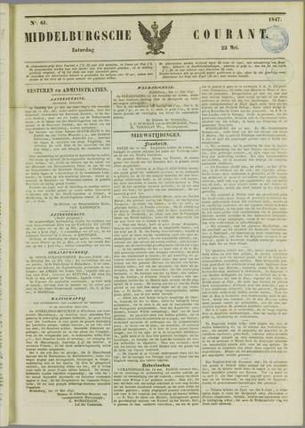 Middelburgsche Courant 1847-05-22